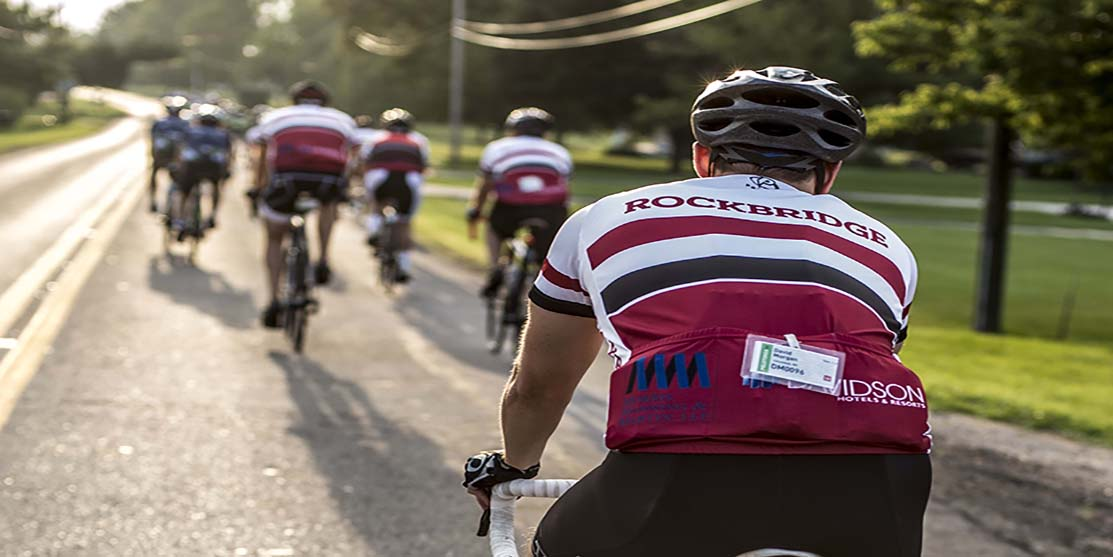 Rockbridge Supports Pelotonia